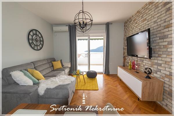Prodaja stanova Herceg Novi - Luksuzan jednosoban stan u novogradnji visokog kvaliteta, Topla 2