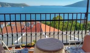 Prodaja stanova Herceg Novi – Jednosoban stan sa pogledom, Savina