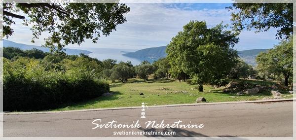 Prodaja placeva Herceg Novi Gradjevinsko zemljiste povrsine m Trebesin