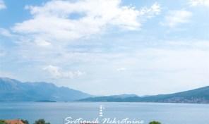 Dvosoban stan sa panoramskim pogledom na more – Baosici, Herceg Novi