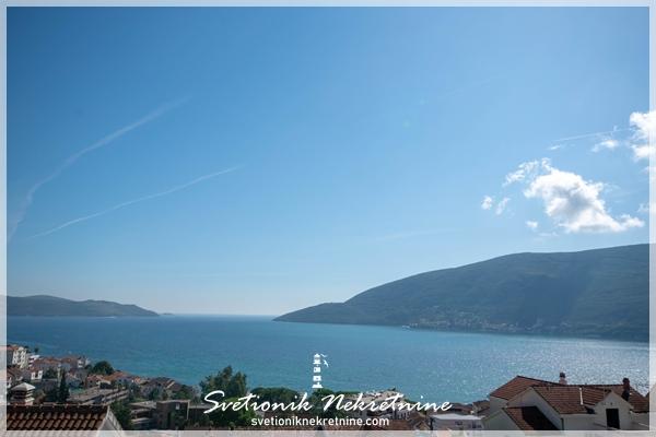 Prodaja stanova Herceg Novi Dvosoban stan sa pogledom na more Igalo