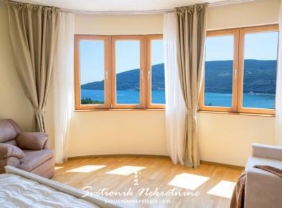 Prodaja stanova Herceg Novi Luksuzan stan sa panoramskim pogledom na more Topla 4
