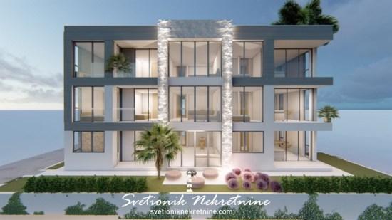 Prodaja stanova Herceg Novi – Stanovi u izgradnji na obali mora, Igalo