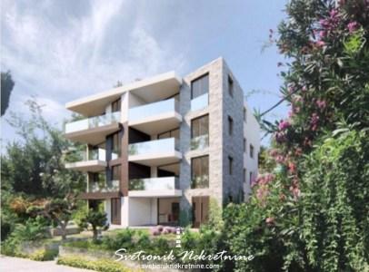 Prodaja stanova Herceg Novi – Stanovi u izgradnji na obali mora, Savina (1)