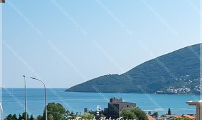 Stan u novogradnji sa pogledom na more – Igalo, Herceg Novi
