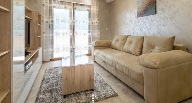 Prodaja stanova Igalo - Luksuzan jednosoban stan u visokokvalitetnoj stambenoj zgradi
