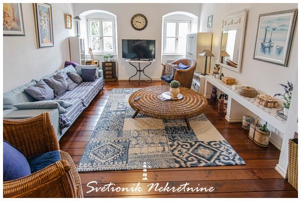 EKSKLUZIVNO!!! - Prodaja stanova Herceg Novi - Luksuzan dvosoban dupleks stan na jedinstvenoj lokaciji - Herceg Novi, centar