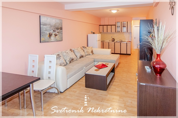 Prodaja stanova Igalo - Namesten i opremljen jednosoban stan, Igalo-Petlja