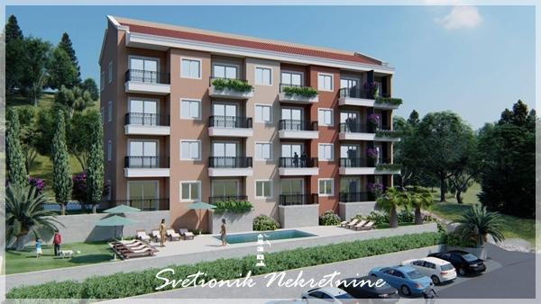 Prodaja stanova hercegnovska rivijera - Stanovi u izgradnji, Kumbor