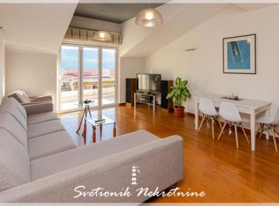 Dugorocno izdavanje stanova - Luksuzan trosoban stan sa pogledom na more, Herceg Novi