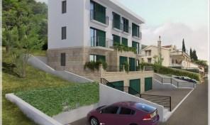 Luksuzni stanovi u izgradnji – Krasici, Tivat
