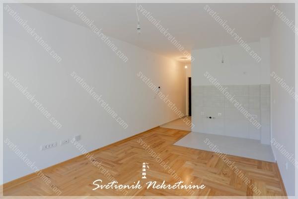 Prodaja stanova Budva – Visokokvalitetan studio u novogradnji DIREKTNO OD INVESTITORA, Becici
