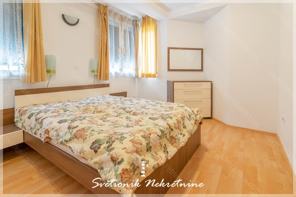 Prodaja stanova Herceg Novi - Namesten jednosoban stan 71m2, Igalo