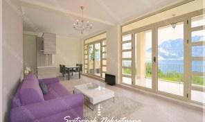 Dvosoban stan sa panoramskim pogledom na more – Prcanj, Kotor