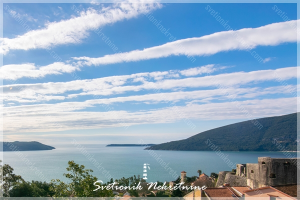 Prodaja stanova Herceg Novi - Dvosoban stan sa prelepim pogledom na more, Herceg Novi