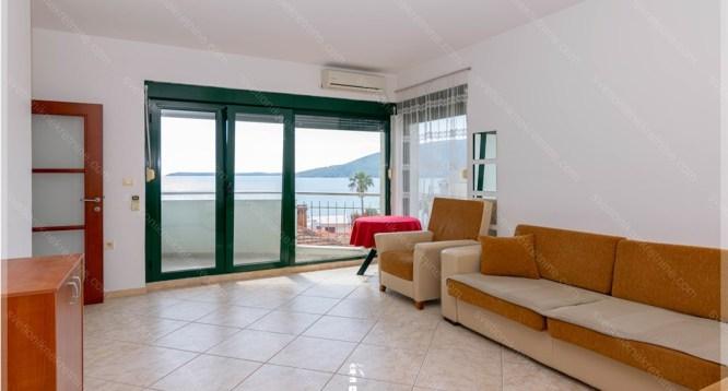 Prodaja stanova Herceg Novi - Jednosoban stan u neposrednoj blizini mora sa prelepim pogledom, Savina