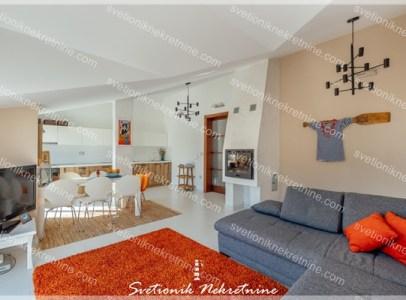 Dugorocno izdavanje stanova - Trosoban stan u neposrednoj blizini mora i marine Portonovi, Djenovici