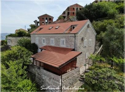 Prodaja kamenih kuca Herceg Novi - Kamena vila tradicionalne mediteranski arhitekture, Kamenari