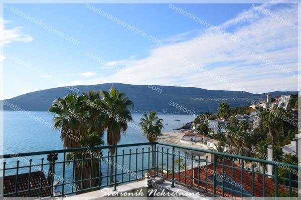 Prodaja stanova Herceg Novi - Dvosoban stan sa panoramskim pogledom na more, Savina