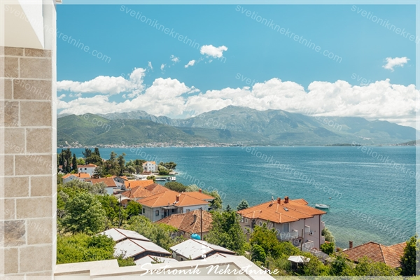 Prodaja stanova hercegnovska rivijera - Luksuzan kompleks sa bazenom u neposrednoj blizini mora, Baosici