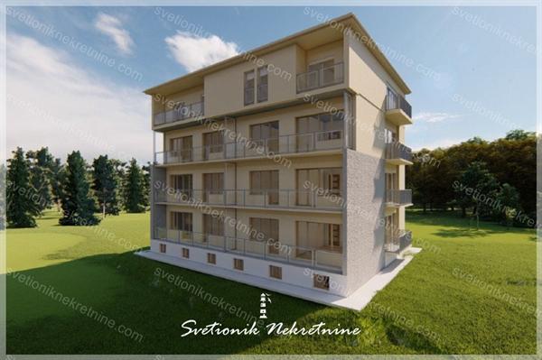 Prodaja stanova Herceg Novi - Dvosobni stanovi u novogradnji sa panoramskim pogledom na more, centar