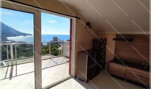 Studio sa pogledom na more – Becici, Budva