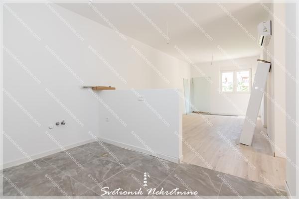 Prodaja stan Budva - Dvosoban stan u novogradnji na odlicnoj lokaciji, Rozino