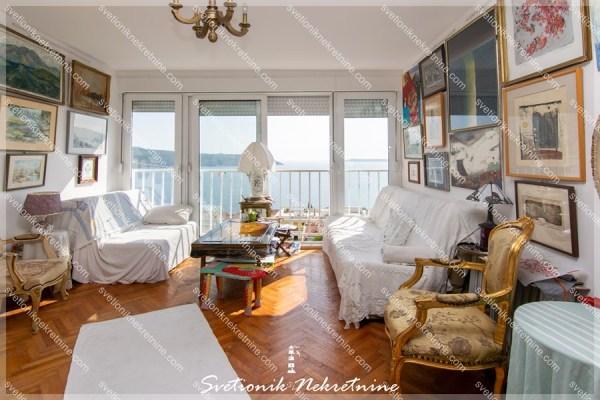 Prodaja stanova Herceg Novi - Jednosoban stan sa panoramskim pogledom na more, Savina