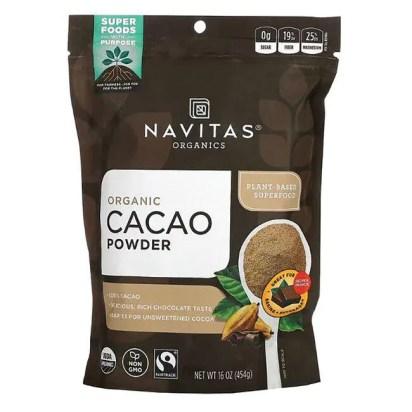 Image result for navitas cacao powder