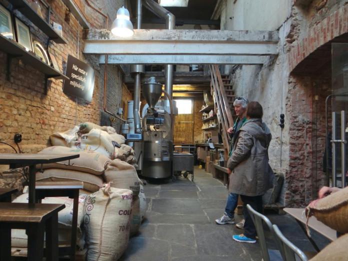 Da Matteo in Gothenburg best café in Sweden - Swedentips.se