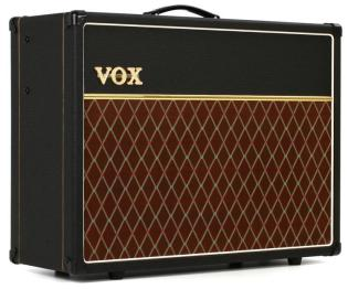 Vox Speaker Guide by size, amplifier, and ohms