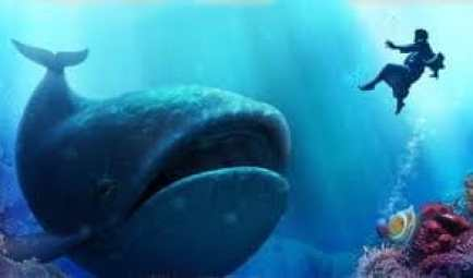 Image result for jonah swallowed by whale
