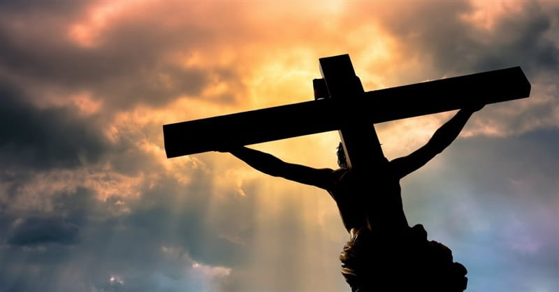 The Crucifixion And Death Of Jesus Bible Story Verses And Meaning