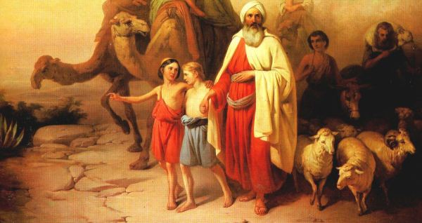 abraham and isaac # 64