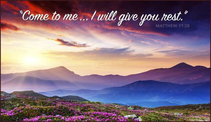 Image result for free photo of Matthew 11: 28-30