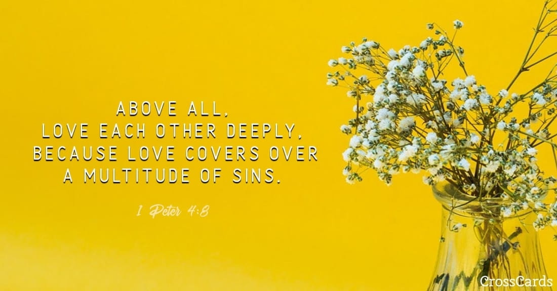 Bible Verses Greeting Cards