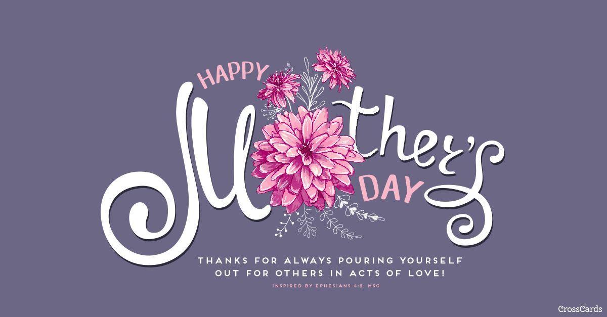 Happy Mothers Day Prayer