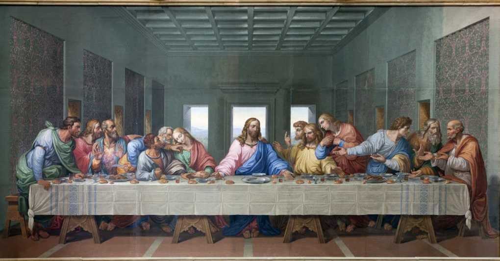 54911-thelastsupperpainting-thinkstock.1200w.tn Qual o nome dos Apóstolos de jesus - Quem eram os Apóstolos antes de Jesus?