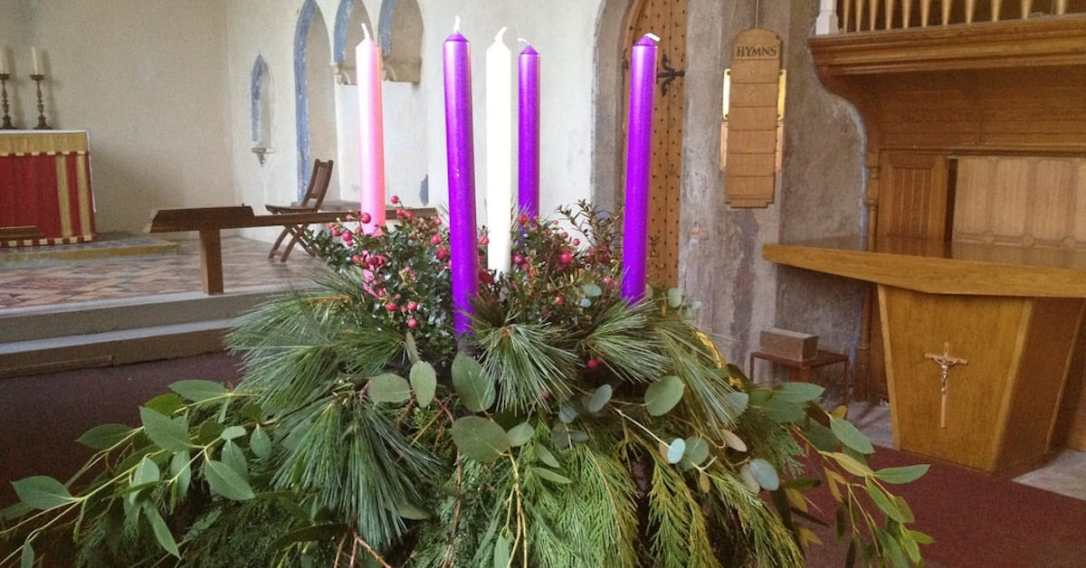advent wreathing meaning candles