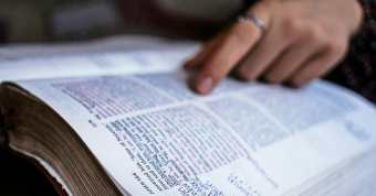 Image result for reading the Bible