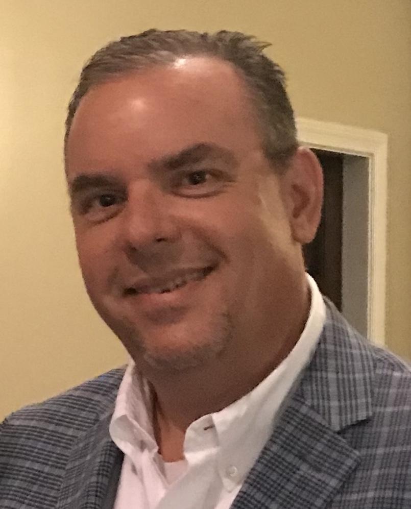 headshot of author Rick Kirby