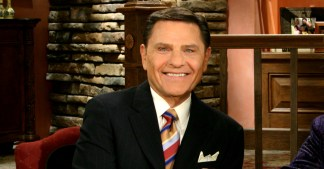Prosperity Gospel Televangelist Kenneth Copeland Attempts to Heal People of Coronavirus Through TV Screen