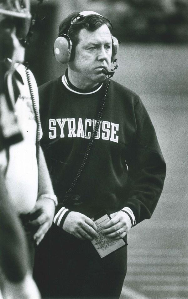 Syracuse football flashback: Maloney gives Archbold ...