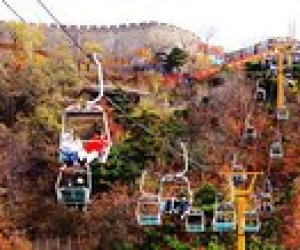 15% sparen Early Bird Departure Great Wall Tour to Mutianyu with Chairlift Up and Toboggan Down – Peking