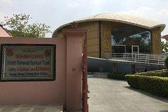 Visit Tajmahal & Agra Art Gallery of Brahma kumaris