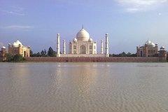 Agra City Tour Sunrise to Sunset