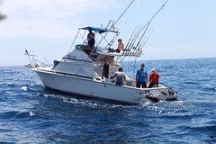 4-Hour Shared Fishing Charter in Tenerife