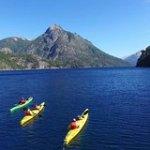 San Carlos de Bariloche Patagonia Lake Nahuel Huapi Full-Day Kayaking Trip From Bariloche 5674P220