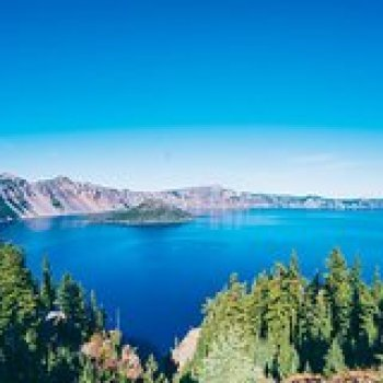 Portland Oregon 2 day tour to from Eugene to Crater Lake 5765P36