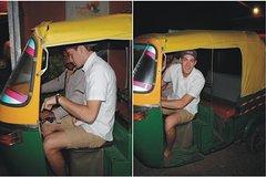 Agra City Tour By TUK TUK ride